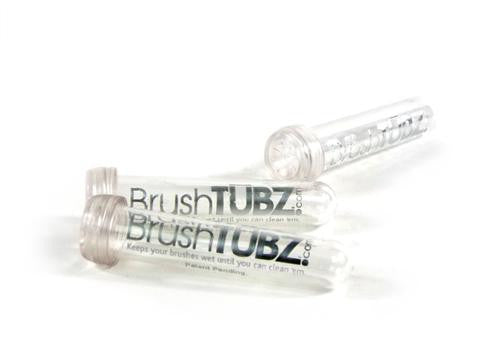 Guerrilla Brush Tubz - Wyndham Art Supplies