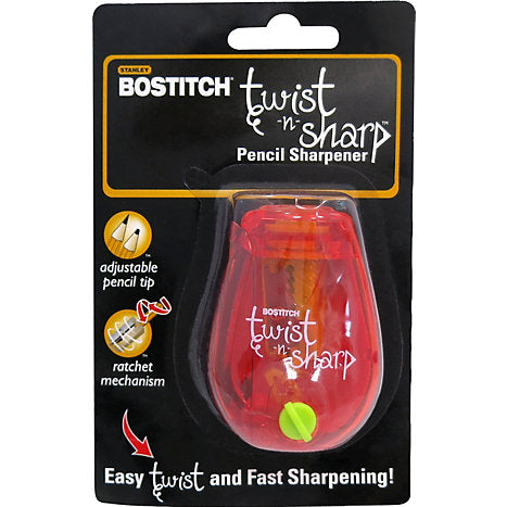 Bostitch twist & sharp - Wyndham Art Supplies