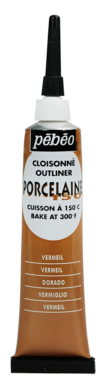 Pebeo Porcelaine 150 Outliner - Wyndham Art Supplies