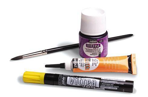 Pebeo Vitrea 160 Markers & Outliners