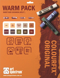 Colourfix Pastel Paper Packs - Wyndham Art Supplies