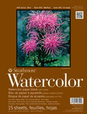 Strathmore Watercolour Block - Wyndham Art Supplies