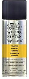 W/N FIXATIVE TRANSPARENT 10OZ - Wyndham Art Supplies