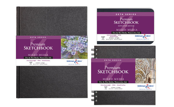 Stillman & Birn Zeta Series - Wyndham Art Supplies