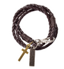 Image of Vintage Cross Bracelet