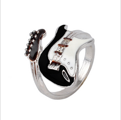 Cool Guitarist Ring