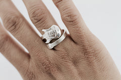 ".925 Sterling Silver Guitarist ""Virtuoso"" Ring {Limited Edition}"