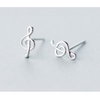 Image of .925 sterling silver treble