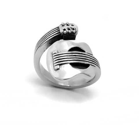 2 GUITARIST RINGS DEC OFFER ONLY