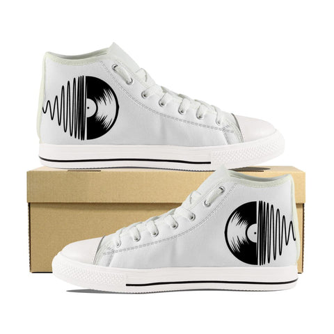 Dj's Inspired High Top Shoes