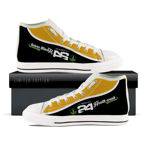 Herbalife Mens High Top - Orange