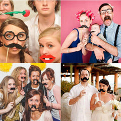 31 Photo Booth Masks