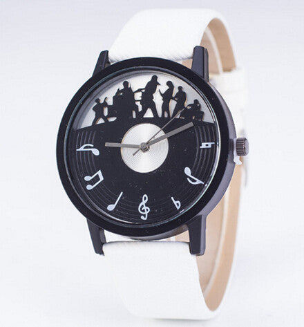 """The Band"" Musicians Coolest Watch"