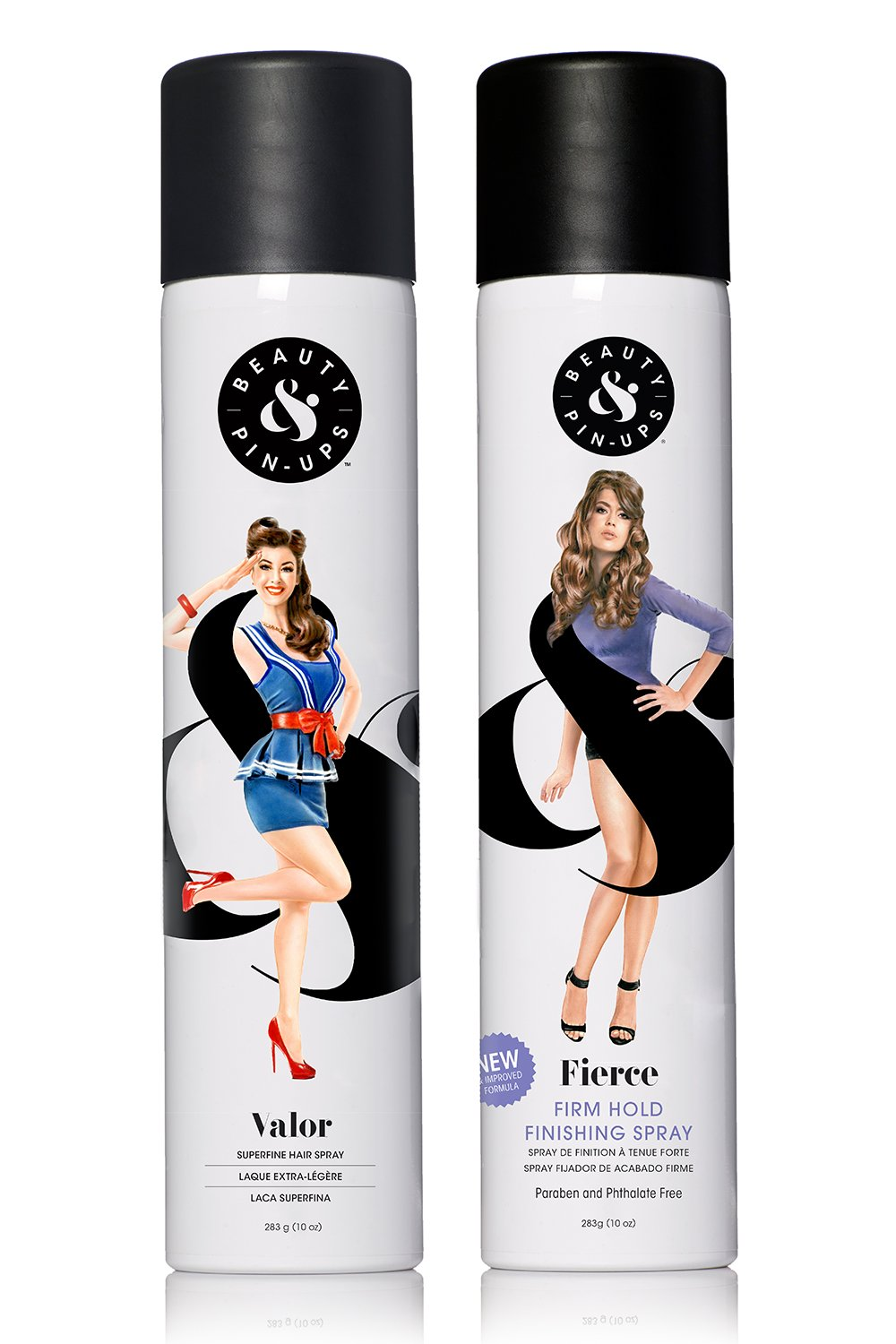 Hair Spray Duo