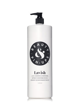 Lavish All-In-1 Cleansing & Conditioning