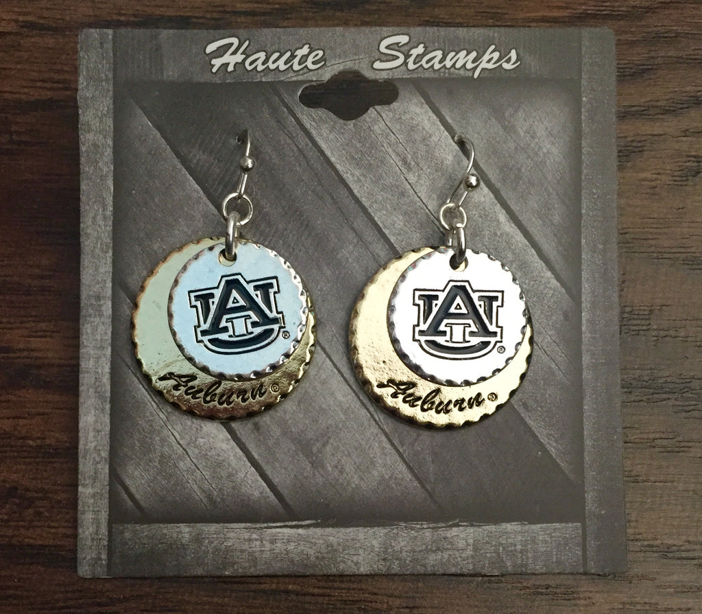 UAB Disk Earrings