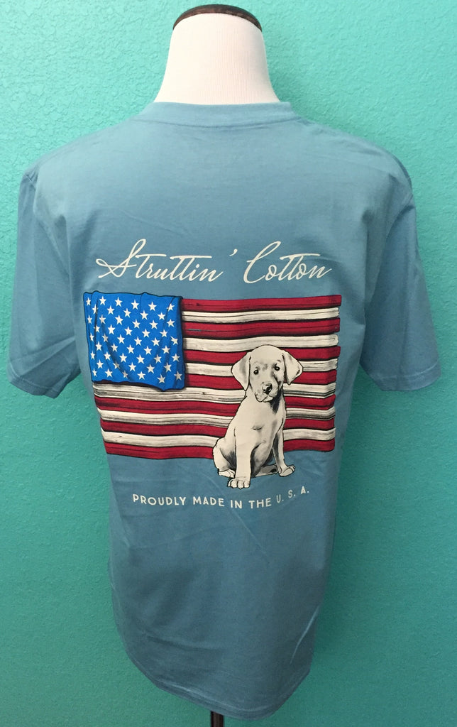 Struttin' Cotton T-Shirt