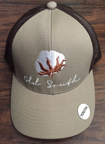 Cotton Youth Hat