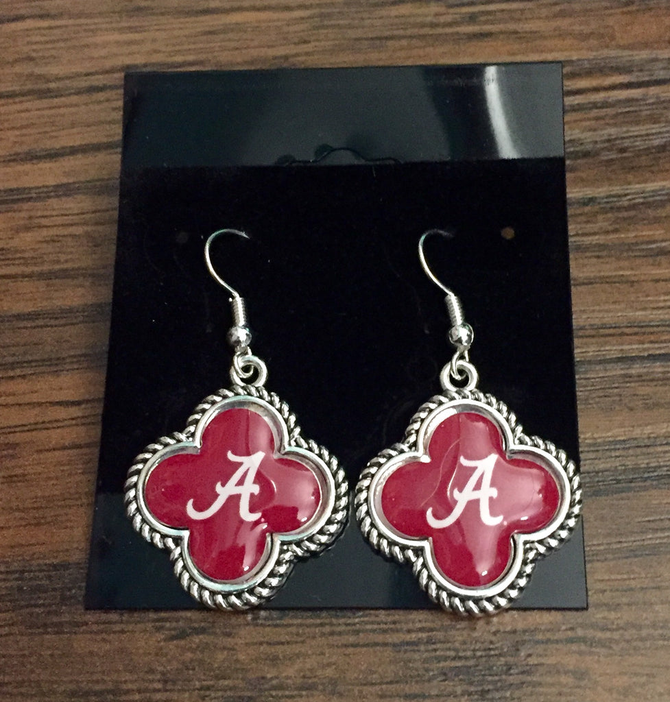 Alabama Clover Earrings