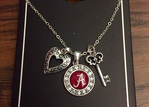 Alabama Charm Necklace