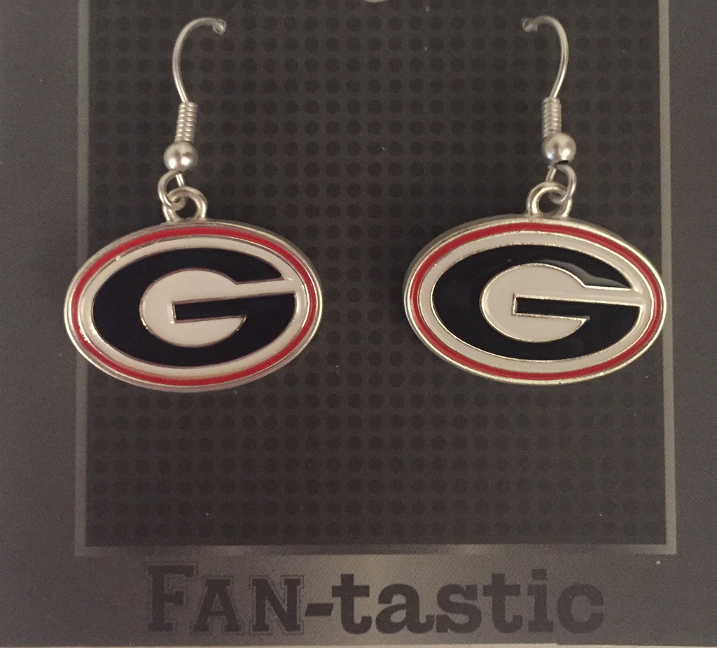 UGA Earrings