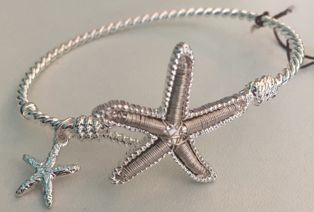 Starfish Hook Bracelet