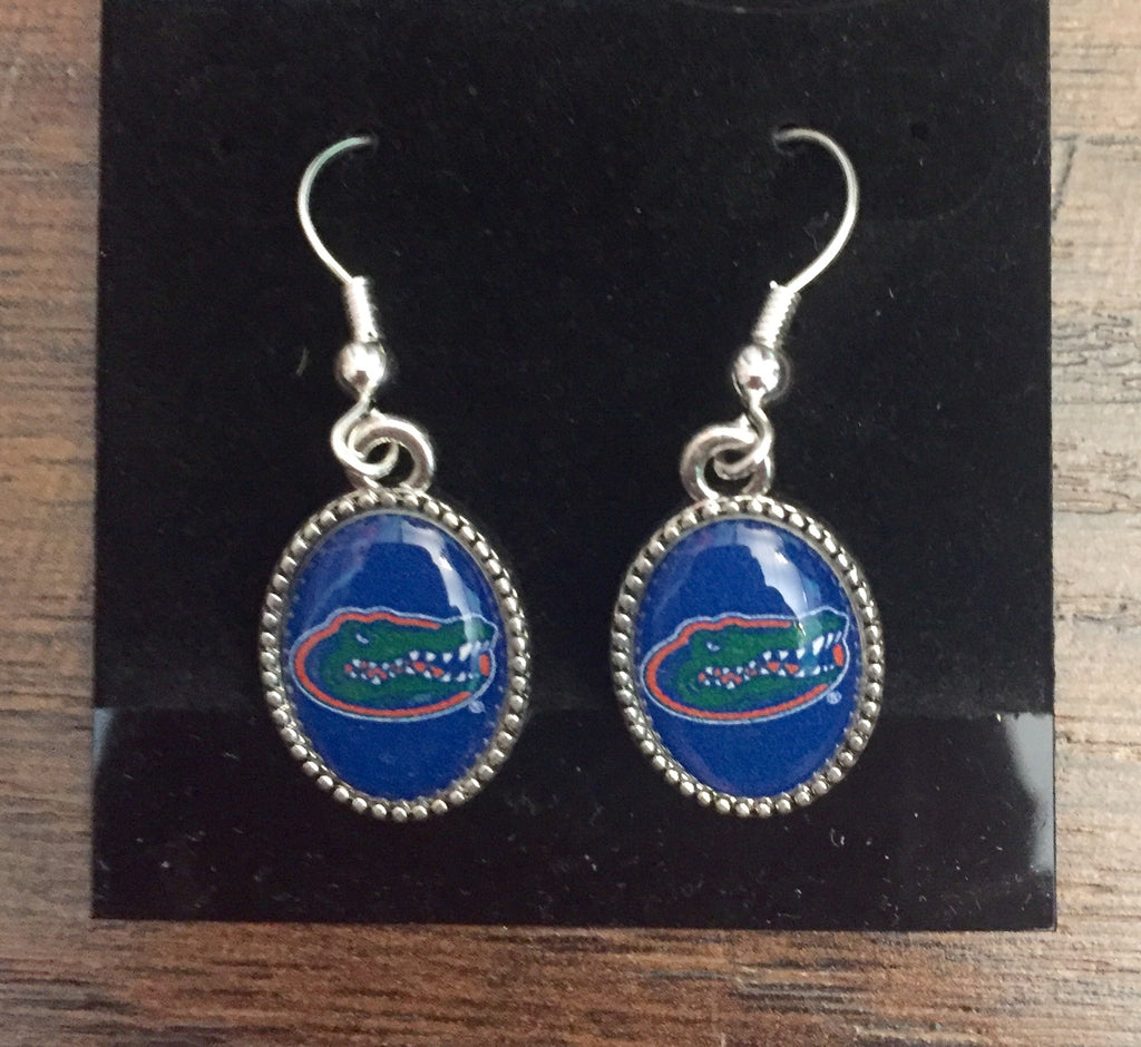 Gators Earrings