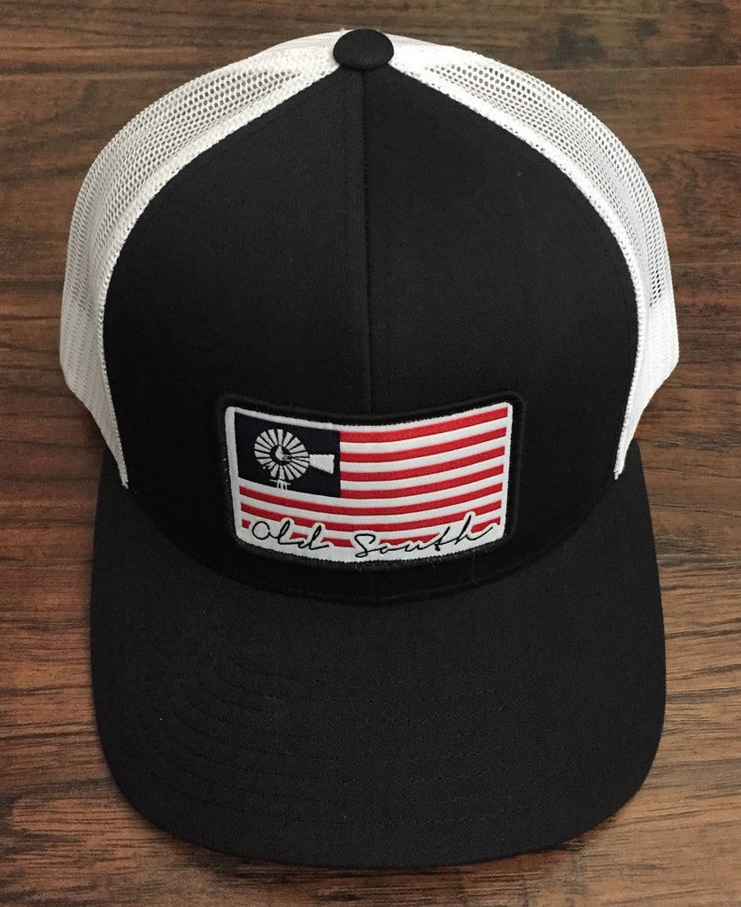 USA Patch Hat