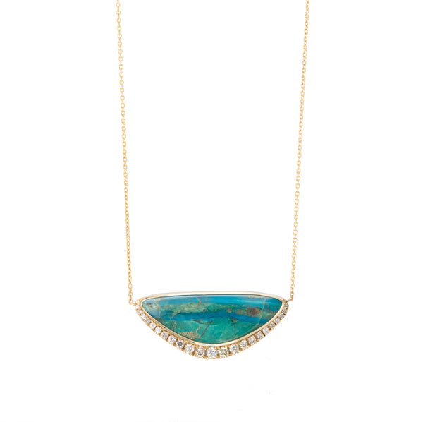 Dylan Turquoise Necklace