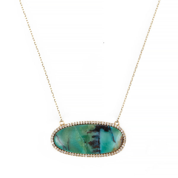 Indonesian Opal Necklace