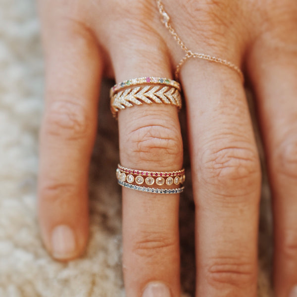 Athena Ring-Rings-Zofia Day Co.