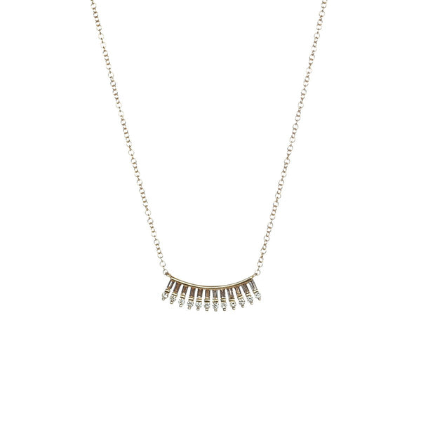 Cleopatra Necklace-Necklaces-Zofia Day Co.