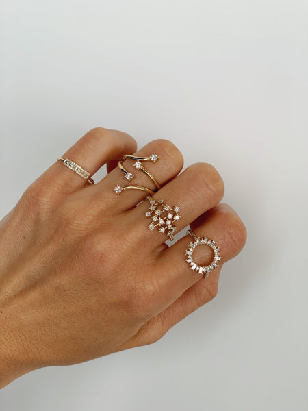 Constellation Ring-Rings-Zofia Day Co.