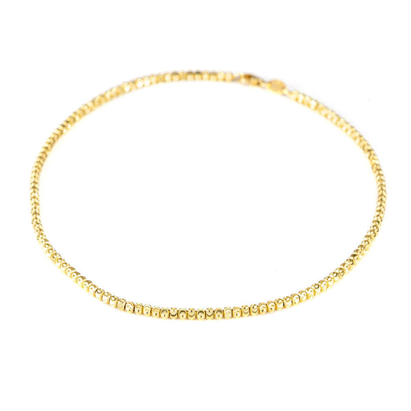 Goldie Choker-Necklaces-Zofia Day Co.