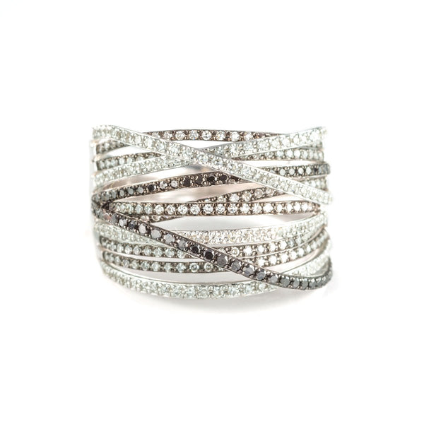 Infinity Wrap Ring-Rings-Zofia Day Co.