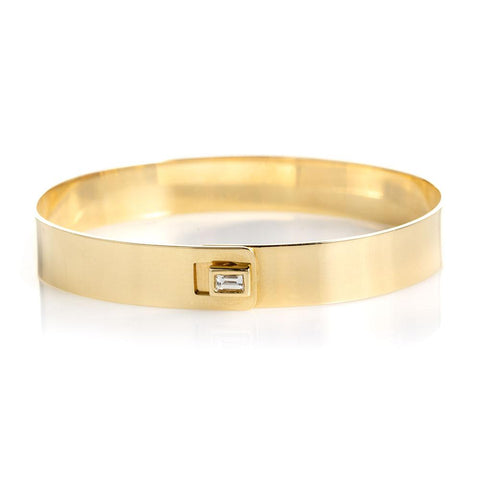 Laurent Cuff-Bracelets-Zofia Day Co.