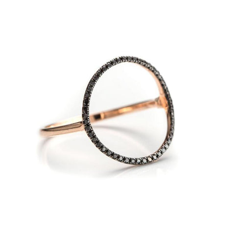Moon Ring-Rings-Zofia Day Co.