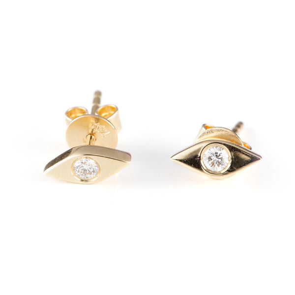 Mykonos Studs-Earrings-Zofia Day Co.