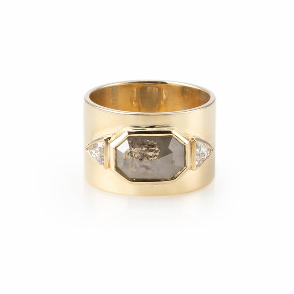 Pietra Ring-Rings-Zofia Day Co.