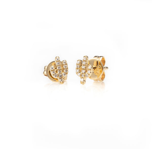 Saguaro Studs-Earrings-Zofia Day Co.