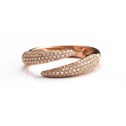 Serpent Ring-Rings-Zofia Day Co.