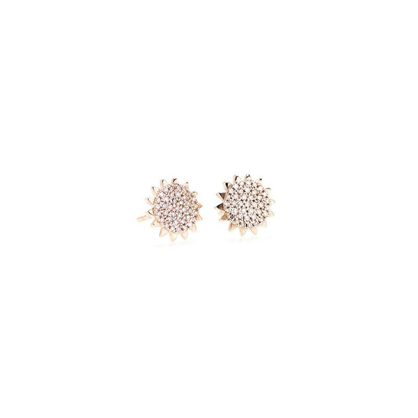 Sunburst Earrings-Earrings-Zofia Day Co.
