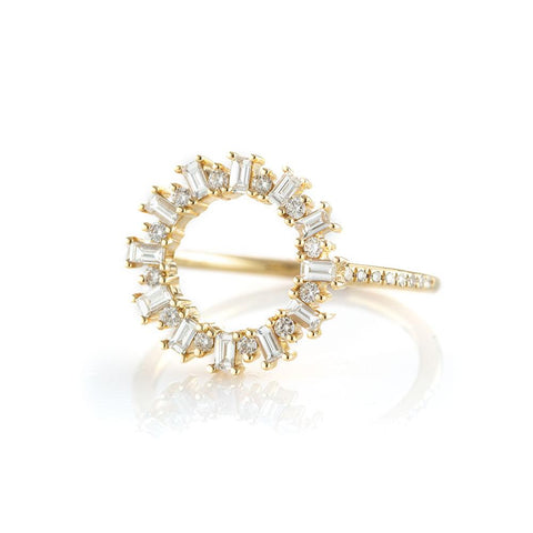 Sundial Ring-Rings-Zofia Day Co.