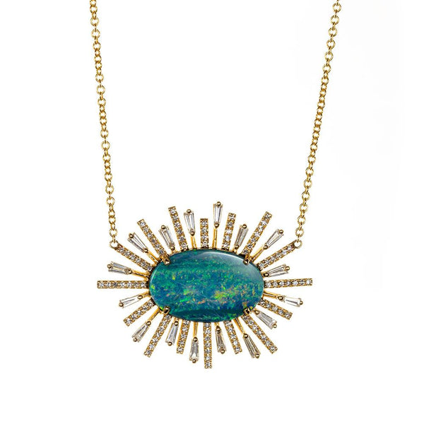 Tahiti Necklace-Necklaces-Zofia Day Co.