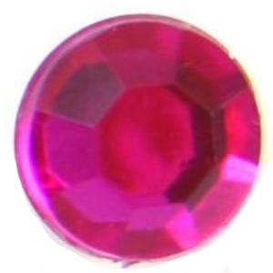 Image of Hot Pink Gem Extra Mighty Magnets - 6 Mighty Magnets per package