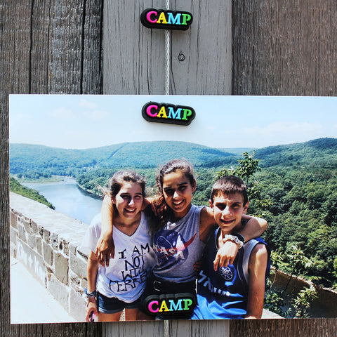 Camp My Mighty Magnet System - The simple and creative way to display pictures, cards or whatever matters to you using super strong Mighty Magnets.