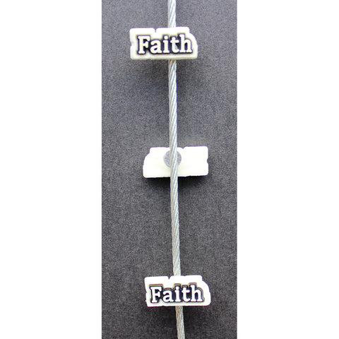 Faith My Mighty Magnet System - The simple and creative way to display pictures, cards or whatever matters to you using super strong Mighty Magnets.