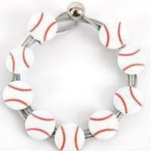 Image of Baseball - The simple and creative way to display pictures, cards or whatever matters to you using super strong Mighty Magnets.