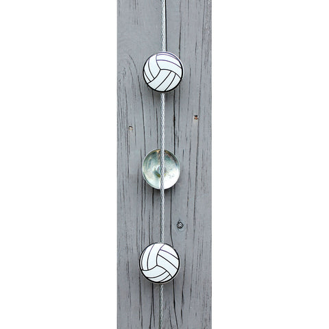 Image of Volleyball  - The simple and creative way to display pictures, cards or whatever matters to you using super strong Mighty Magnets.
