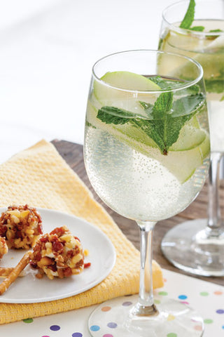 Apple and Pear Sangria - Celebrate Magazine